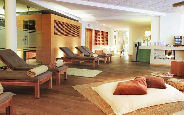 Biohotel Sturm: Wellness- und Spabereich