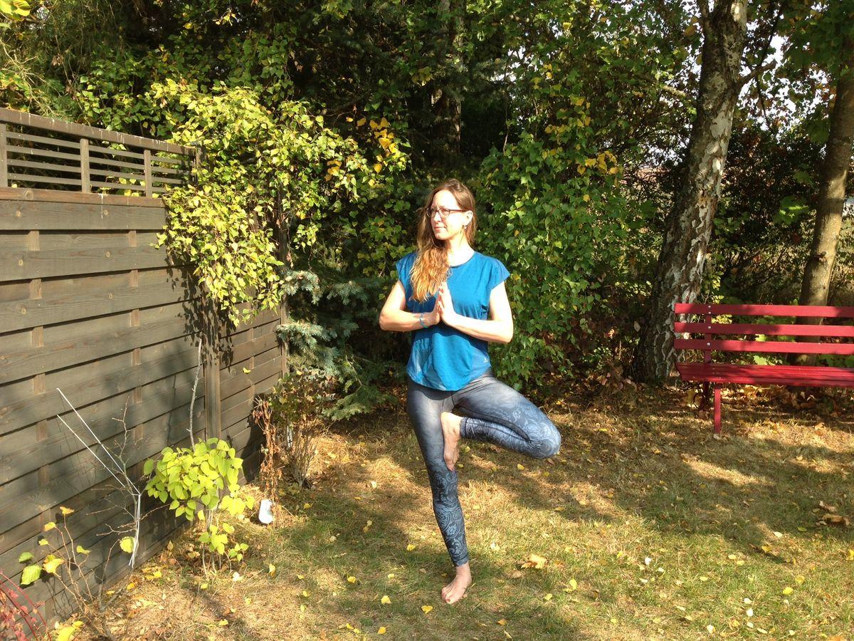 Yoga-Auszeit