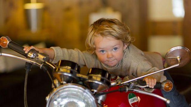 Töff – für Motorradfahrer