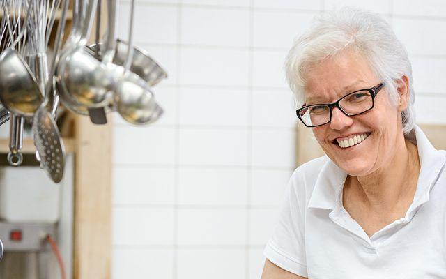 Biohotel Schwanen: Antonia Moosburger