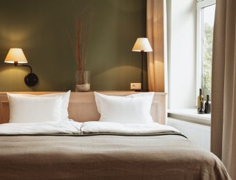 Double room comfort - BE BIO Hotel be active