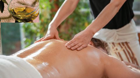 Classic Wellness Massage with Aromaöl
