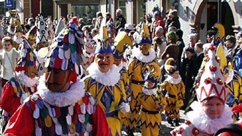 Offre spéciale Carnaval du 01.03. - 05.03.2019