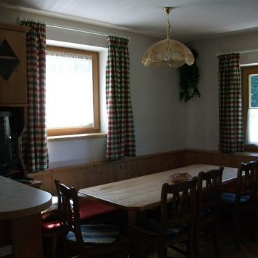Livingroom, Hochlandhäusl in Kirchberg, Tirol, Tyrol, Austria
