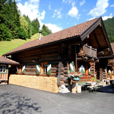 Sommer, Andreas-Hofer Hütten, Mayrhofen, Tirol, Tirol, Österreich