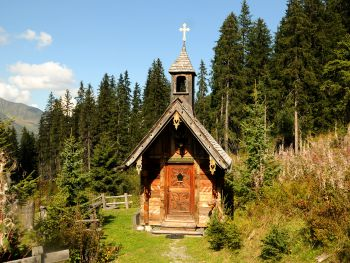 Kaiser-Franz-Josef Hütten - Tirol - Österreich