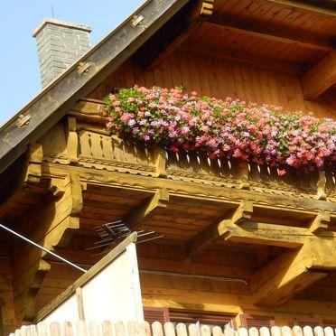 Kogljahrerhütte, Balkon