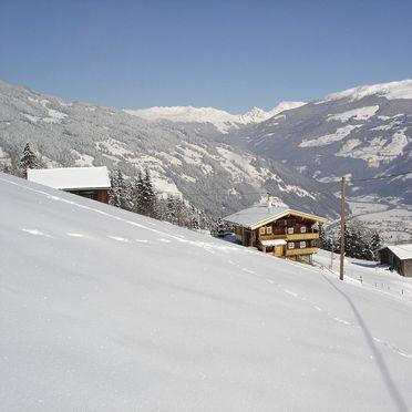 Ferienhütte Elisabeth, Frontansicht3