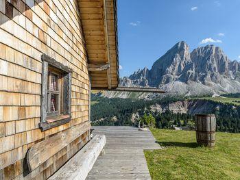 Costaces Hütte - Trentino-Südtirol - Italien