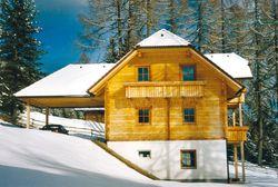 Hütten in Kärnten in Österreich