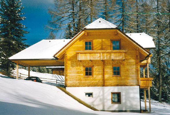 Berghütten, Hütten und Skihütten in Kärnten mieten