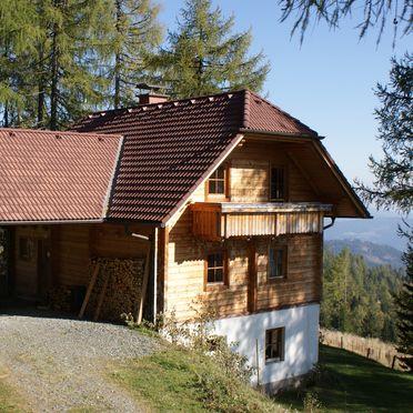 Hochrindlhütte, Frontansicht2