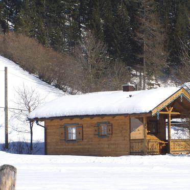 Frontansicht4, Zirbenhütte, Forstau, Salzburg, Salzburg, Österreich