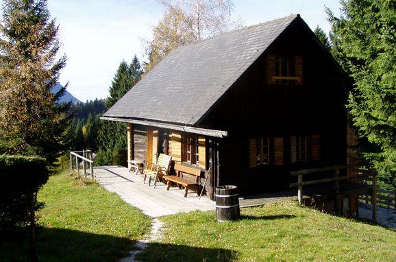 Ferienhütte Windlegern, Sommer