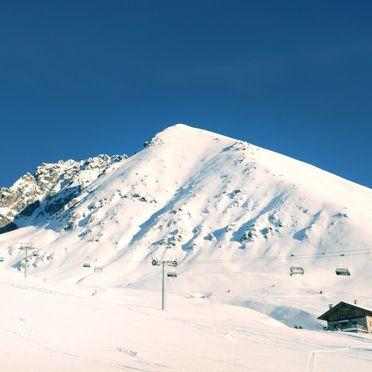 Kiendl Alm, Aussicht Winter