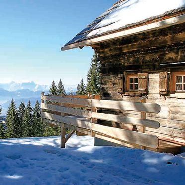 Aussicht, Alpine-Lodges Matthias, Arriach, Kärnten, Kärnten, Österreich