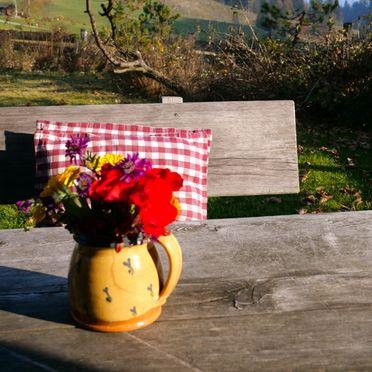Oberholzerhütte, Herbst