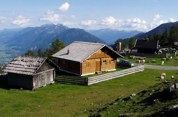 Frontansicht1, Fröschlhütte in Oberdrauburg, Kärnten, Kärnten, Österreich
