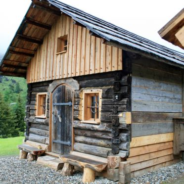 Thomalahütte, Frontansicht3