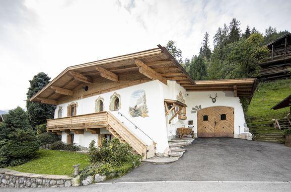 Summer, Ferienchalet Katharina, Kaltenbach im Zillertal, Tirol, Tyrol, Austria