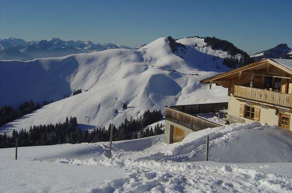 Aussicht3, Lockner Hütte in Rettenschöß, Tirol, Tirol, Österreich