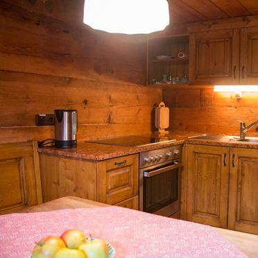 Kuschelhütte, Küche
