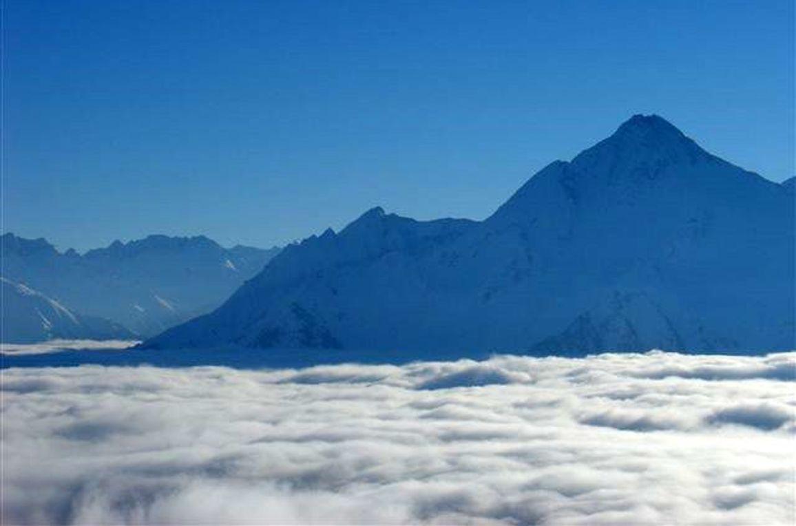 Ski & Bergchalet Penkenjoch, Aussicht