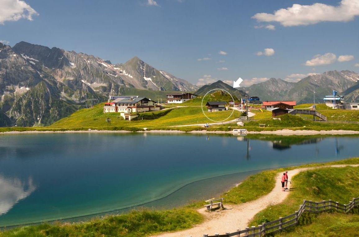 Ski & Bergchalet Penkenjoch, Sommer