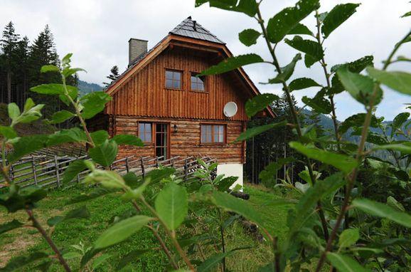 Kuhgrabenhütte, Frontansicht