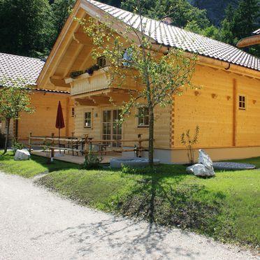 Sommer, Achenseer Hüttendörfl in Maurach am Achensee, Tirol, Tirol, Österreich