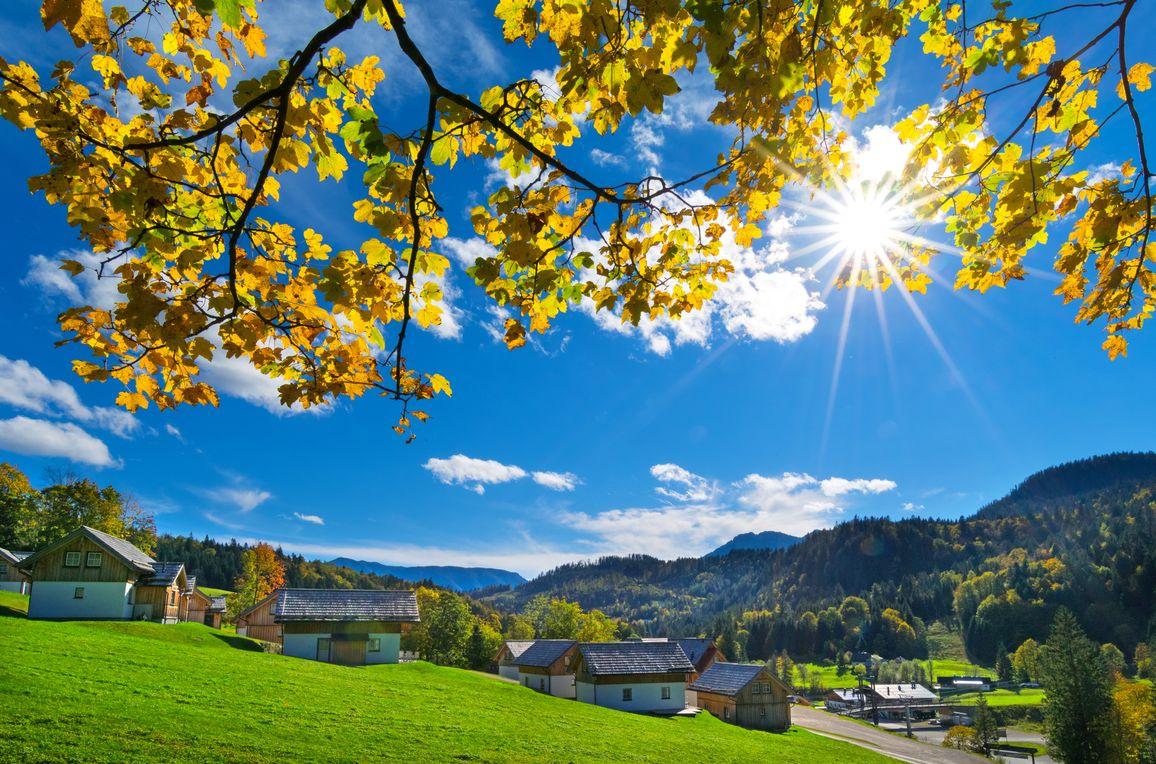 Alpenparks Comfort, Sommer
