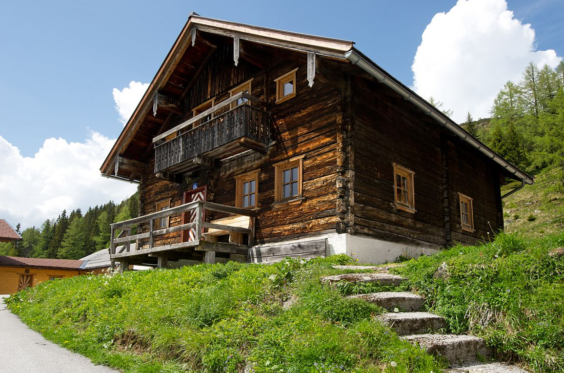 Gottschallalm, Sommer