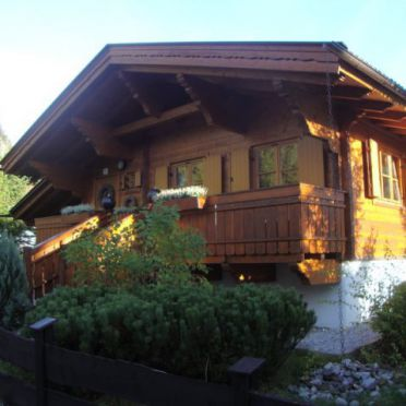 Alpen-Chalets Haus Elisabeth, Frontansicht2