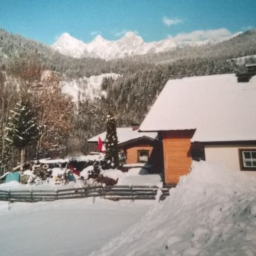 Ferienhaus Sonnalpe, Ausblick