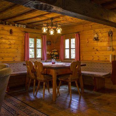 Reinhoferhütte, Wohnstube
