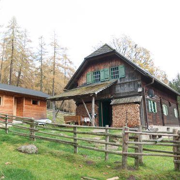 Summer, Reinhoferhütte in St. Gertraud, Kärnten, Carinthia , Austria