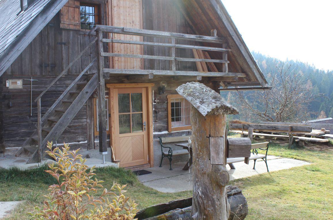 Jagerhütte, Summer