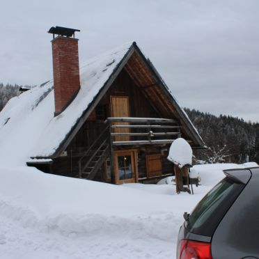 Jagerhütte, Winter