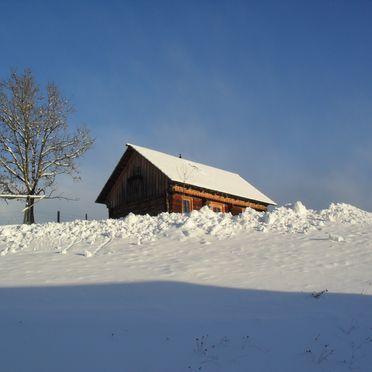 Winter, Höllerhütte, Katsch, Steiermark, Steiermark, Österreich