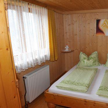 Hoamatlhütte, Schlafzimmer