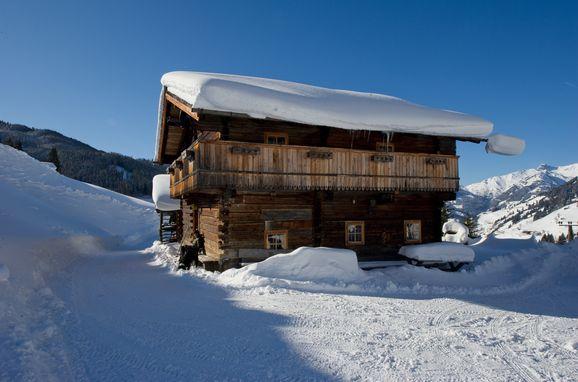 Winter, Radlehenhütte, Großarl, Salzburg, Salzburg, Österreich