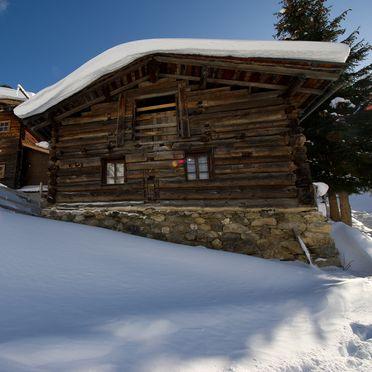 Winter, Radlehenhütte in Großarl, Salzburg, Salzburg, Österreich