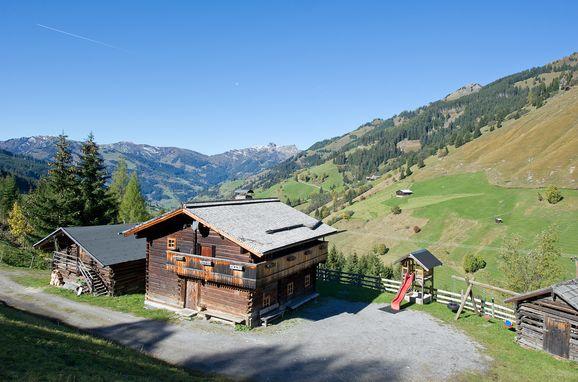 Sommer, Radlehenhütte in Großarl, Salzburg, Salzburg, Österreich