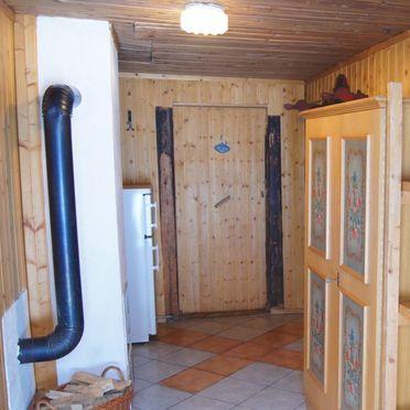 Hungarhub Hütte, Eingangsbereich