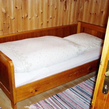 Schachenhäusl, Einbettzimmer
