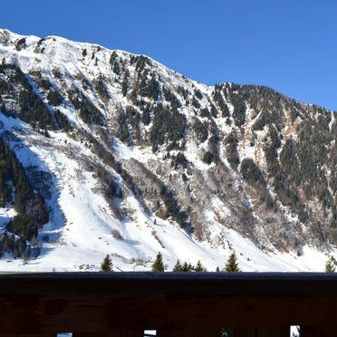 Karblickhütte, Winter-Aussicht