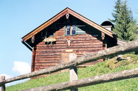 Karblickhütte, Sommer