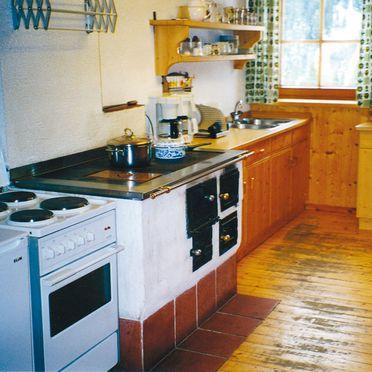 Küche, Maierlalm, Untertauern, Salzburg, Salzburg, Österreich