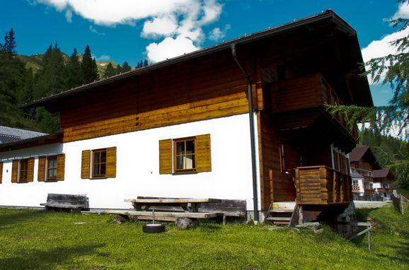 Sommer, Vordergottschallalm in Obertauern, Salzburg, Salzburg, Österreich
