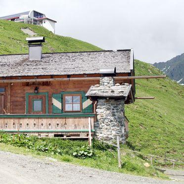 Jagdhütte Auhof, Seitenansicht 1